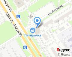 Компания Магазин сантехники на карте города