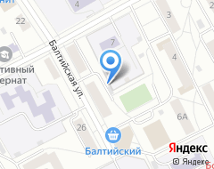 Компания РСП Стандарт на карте города