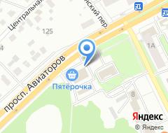 Компания Автогайка на карте города