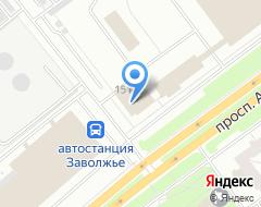 Компания Ярославская буровая компания на карте города