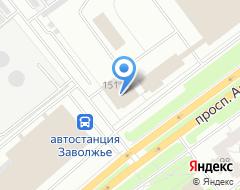 Компания ЯРКИЕ РЕШЕНИЯ на карте города