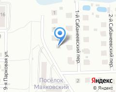 Компания Маяковский на карте города