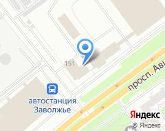 Компания Русский медведь на карте города