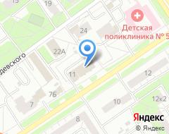 Компания Ломбард Заволжье на карте города