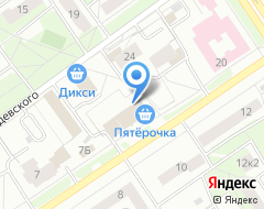 Компания ТЭР на карте города