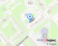 Компания Нотариус Аввакумова Г.К. на карте города