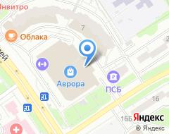 Компания Заказ-Оптима на карте города