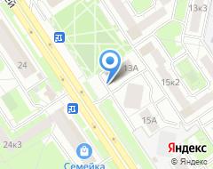 Компания СЭМ на карте города