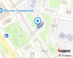 Компания Нотариус Михайлова Э.В. на карте города