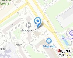 Компания ЯрБурВод на карте города