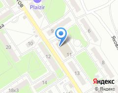 Компания Энерго-Контур на карте города