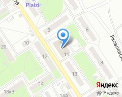 Компания Яргазспецстрой на карте города