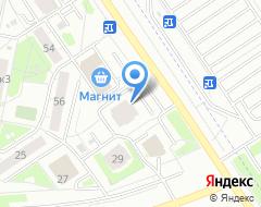 Компания EUROVEKA на карте города