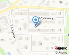 Компания ГОСТСЕРТГРУПП на карте города