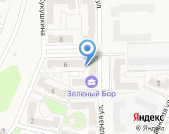 Компания Строящийся жилой дом по ул. Ермолово пос (Ермолово) на карте города