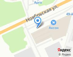 Компания Бригада на карте города
