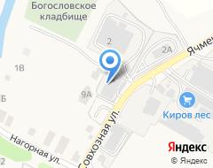 Компания АКПП СЕРВИС на карте города