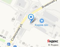 Компания АвтоСеть-Владимир на карте города