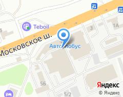Компания Био-с на карте города