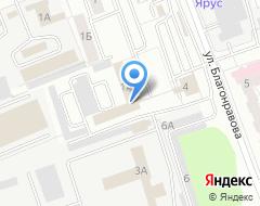 Компания Дорожное Эксплуатационное Предприятие №7 на карте города