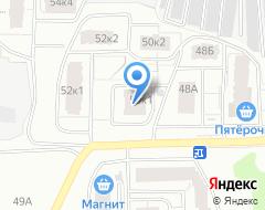 Компания ИнтерСтройВладимир на карте города