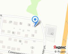 Компания Кровельные работы во Владимире на карте города