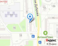 Компания Оконная ярмарка на карте города