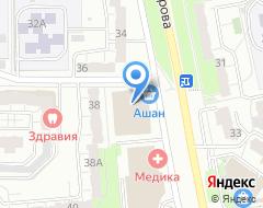 Компания Точка росы на карте города