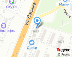 Компания Торговый центр строймир ххi век на карте города