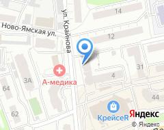 Компания Экотехсервис на карте города