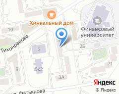 """Компания """"remvopros.ru"""" на карте города"""
