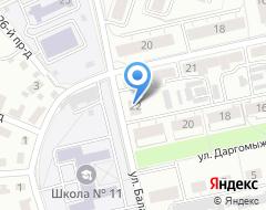 Компания Витражная мастерская на карте города