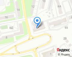 Компания ТЕПЛОКОМФОРТ на карте города