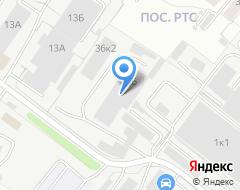 Компания База-К на карте города