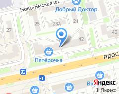 Компания Русский ремонт на карте города