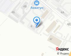 Компания Корда-Волга на карте города