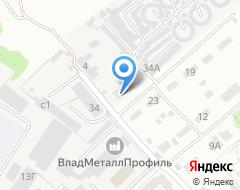 Компания Авант на карте города