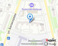 Компания Стекольный технический центр на карте города