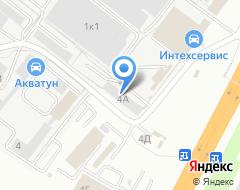 Компания Спец ППКС на карте города