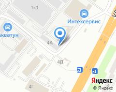 Компания Декор Групп на карте города