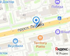 Компания Спектр - торгово-монтажная фирма на карте города