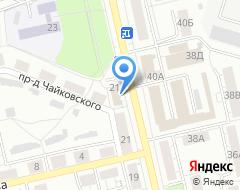 Компания ЕВРОЦЕМЕНТ груп на карте города
