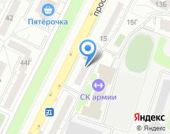 Компания Кинг Кей на карте города