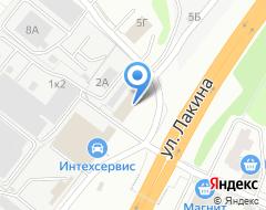 Компания МиД-проект на карте города