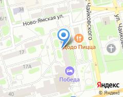 Компания Изомат Гласс на карте города