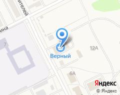 Компания Черновская средняя общеобразовательная школа на карте города