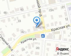 Компания ВЛАДВОРОТА на карте города