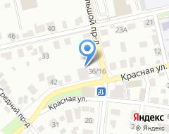 Компания Кирпич-скала на карте города