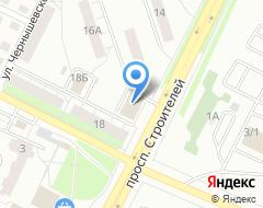 Компания НОВОСТРОЙКА на карте города
