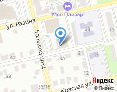 Компания Амико-Групп-Владимир на карте города